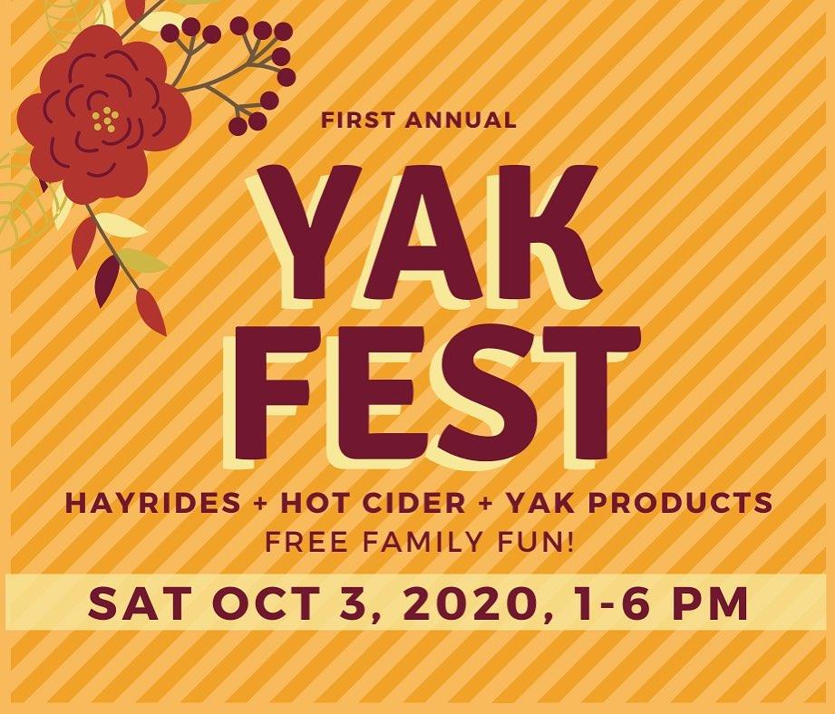 Yak Fest