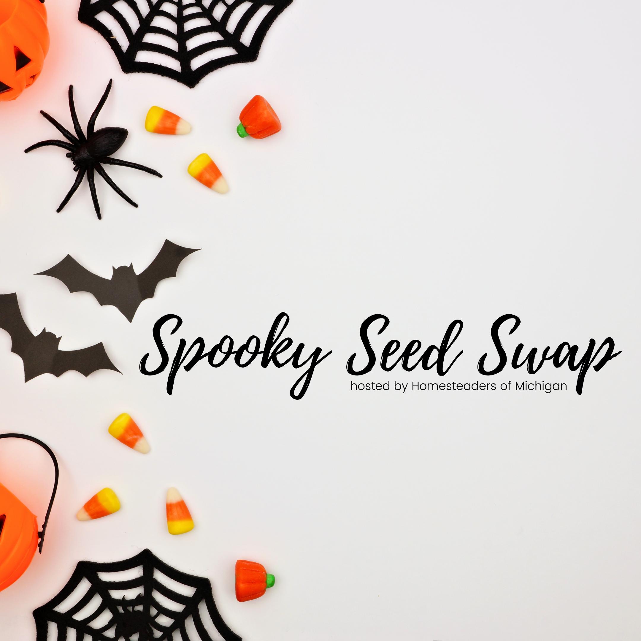 Spooky Seed Swap 2020