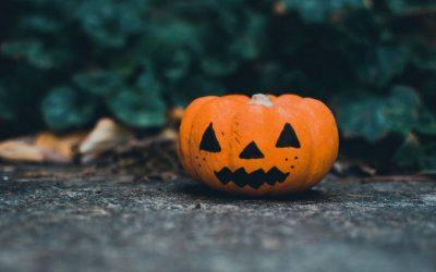Homesteader's Halloween