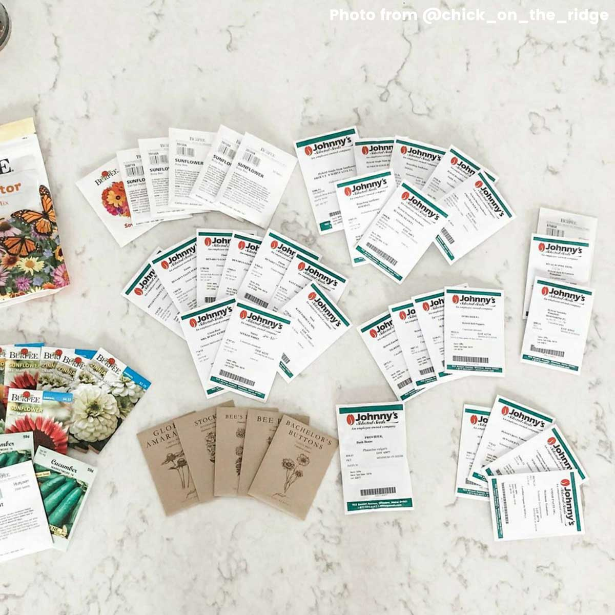 Johnny's - Your Favorite Seed Companies | Homesteaders of Michigan