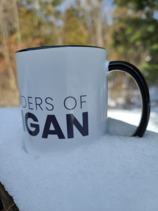 Homesteaders of Michigan Coffee Mug