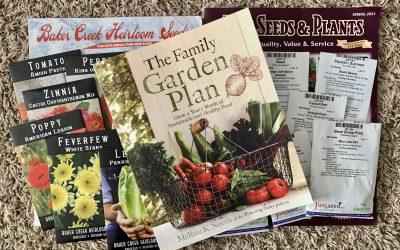 Book Review: The Family Garden Plan