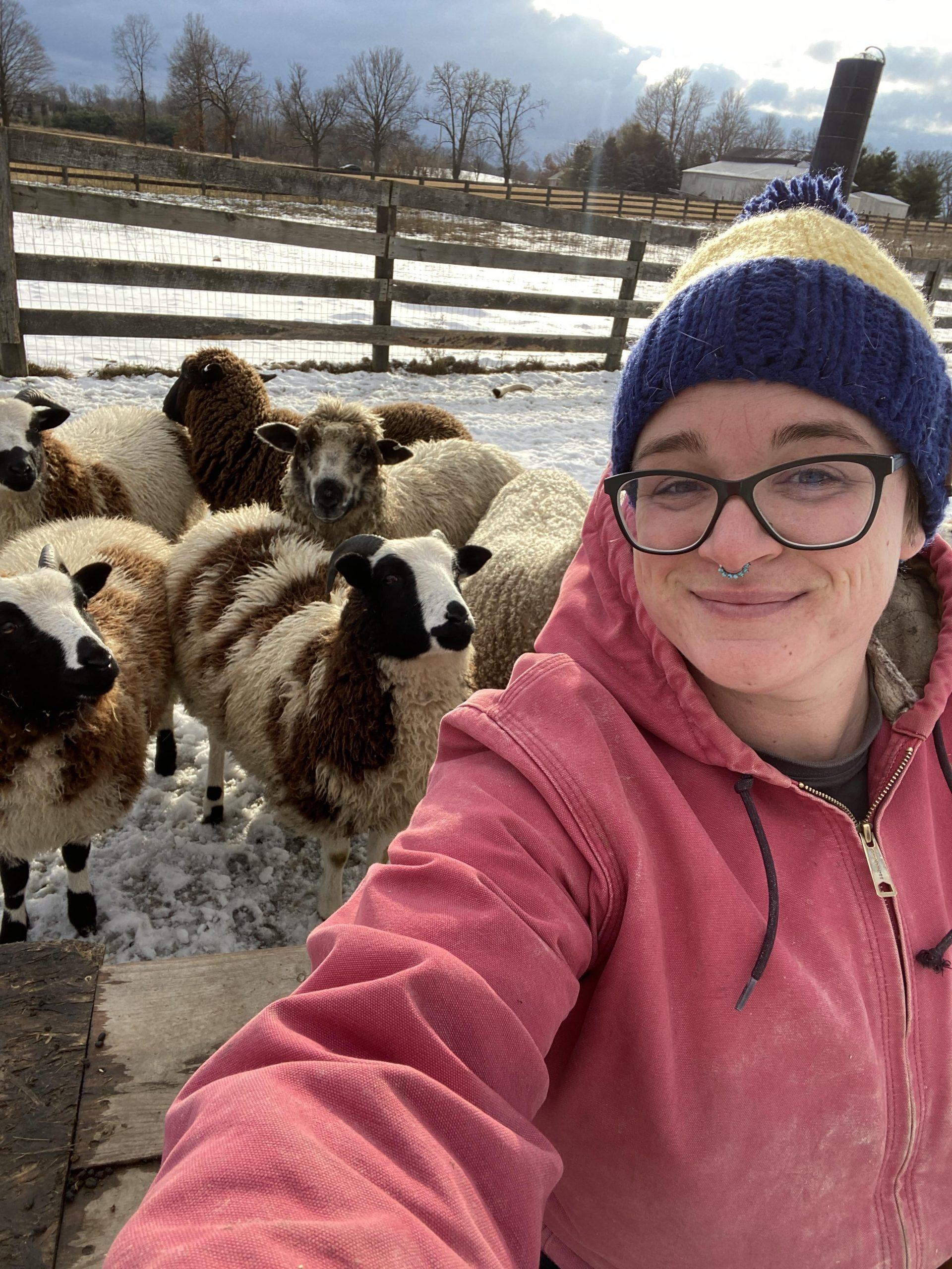 Frontiere Farmhouse | Calhoun County, Michigan | Homesteaders of Michigan