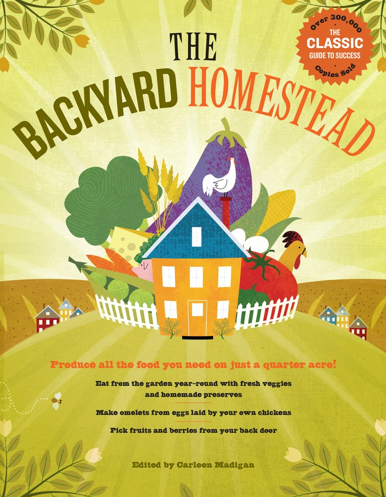 Book Review: The Backyard Homestead   Homesteaders of Michigan